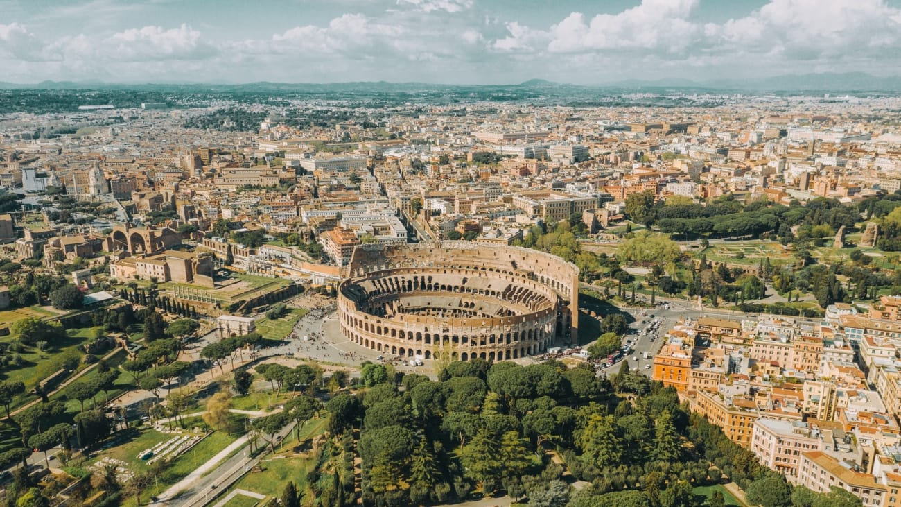 How to get to the Colosseum