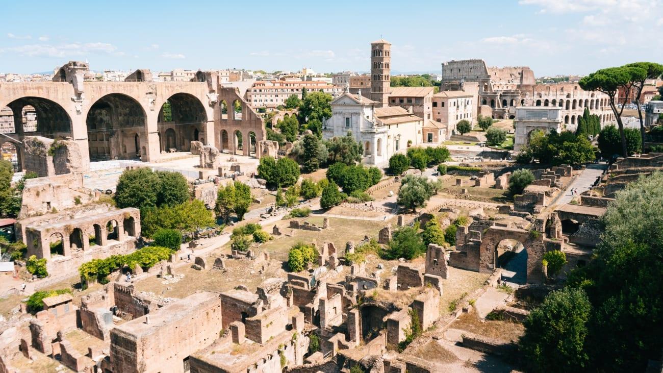 Roman Forum Tickets