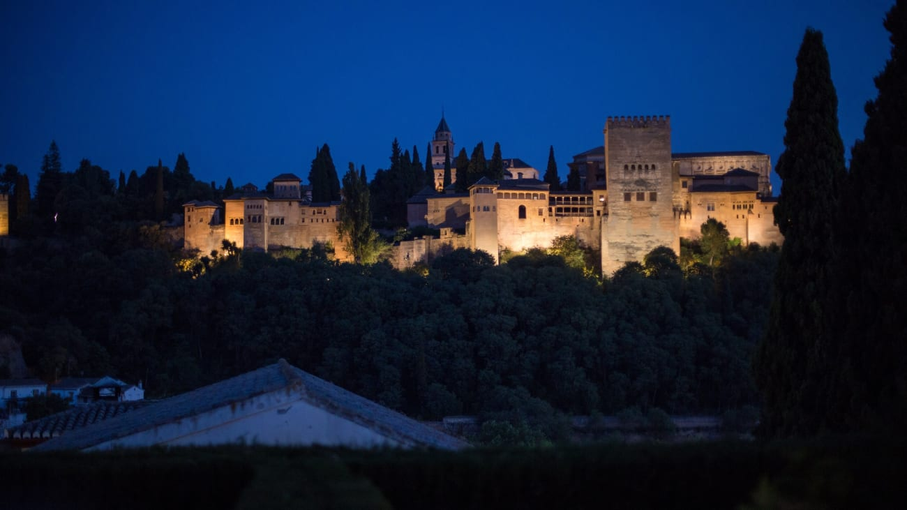 Night Visits to the Alhambra Palace