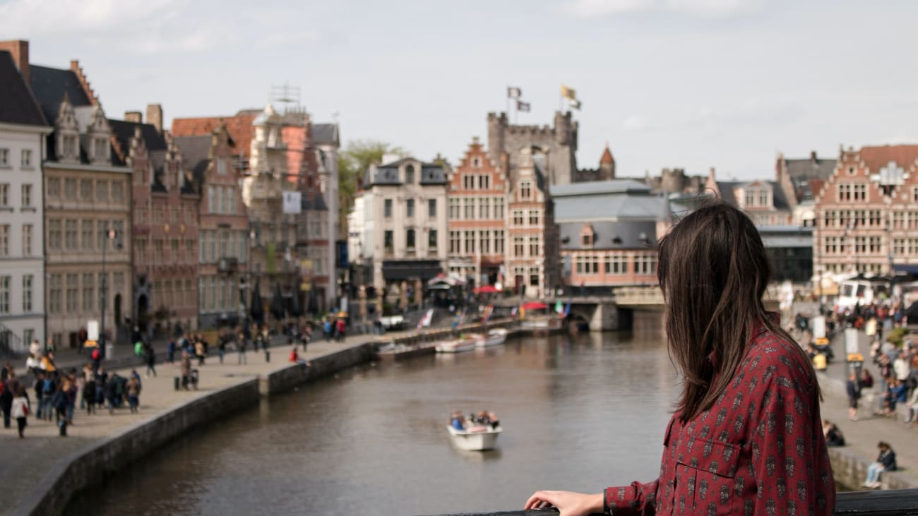 Visiting Gent during your day trip to Bruges from Brussels