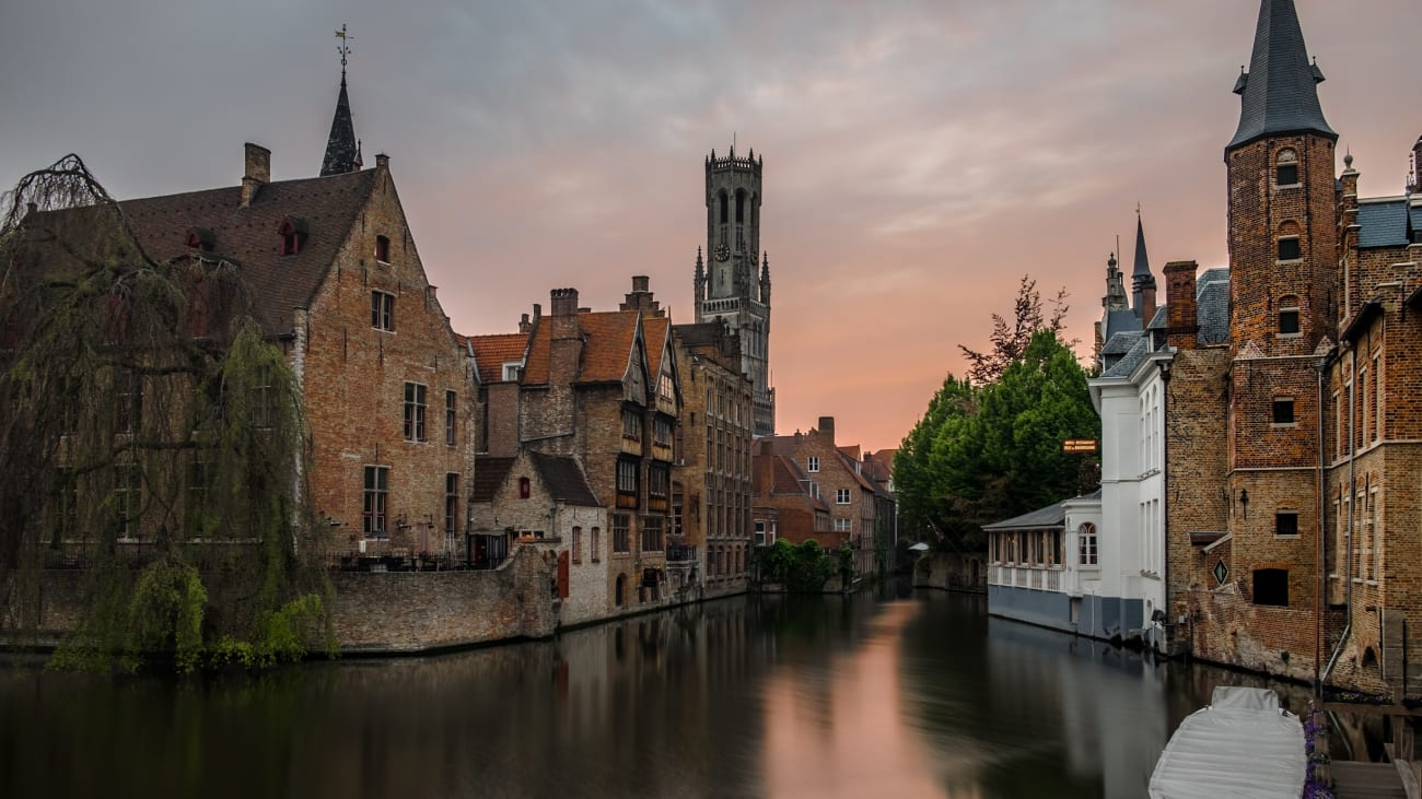 Duration of Bruges Day Trips