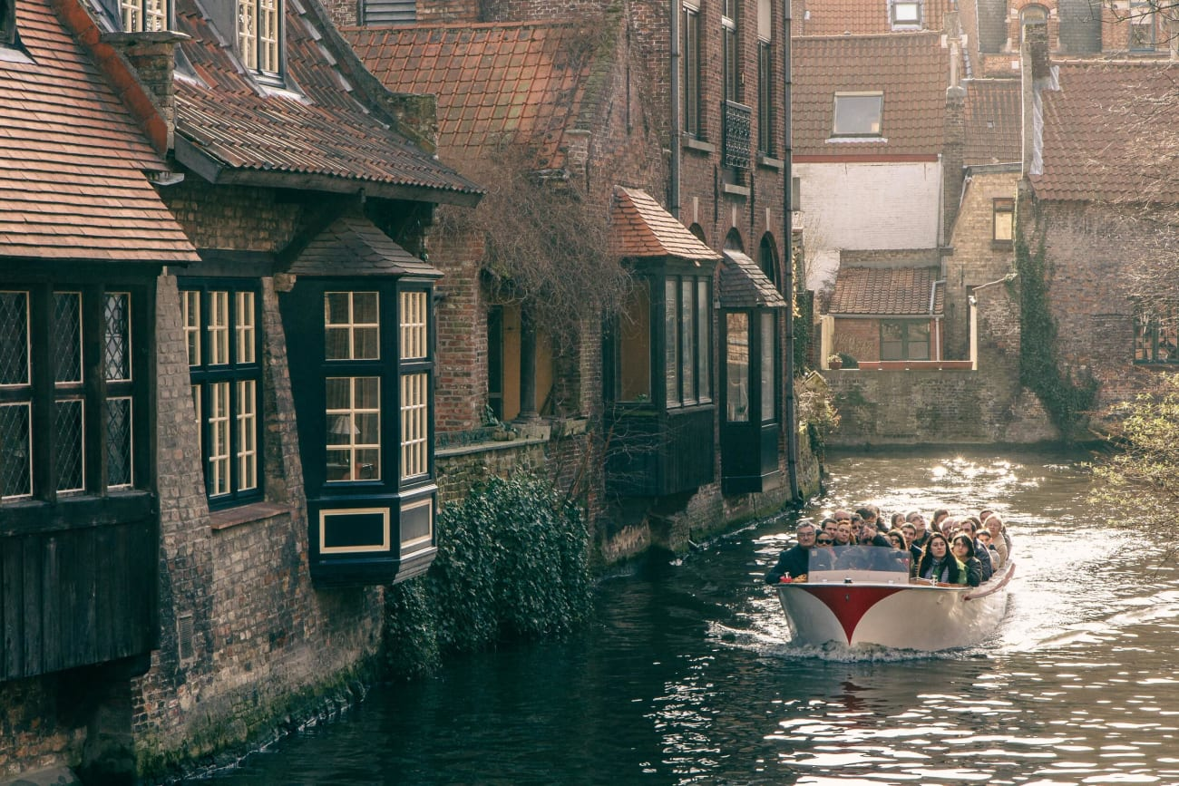 How to Get to Bruges from Brussels