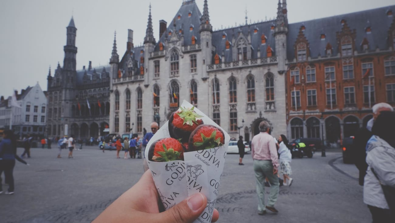 Where to Eat during your Day Trip To Bruges