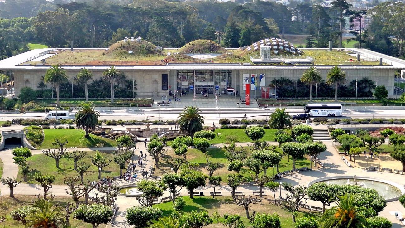Billets pour l'Académie des Sciences de Californie à San Francisco