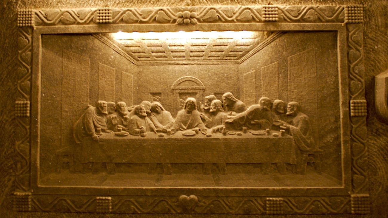 What to see at the Wieliczka Salt Mines