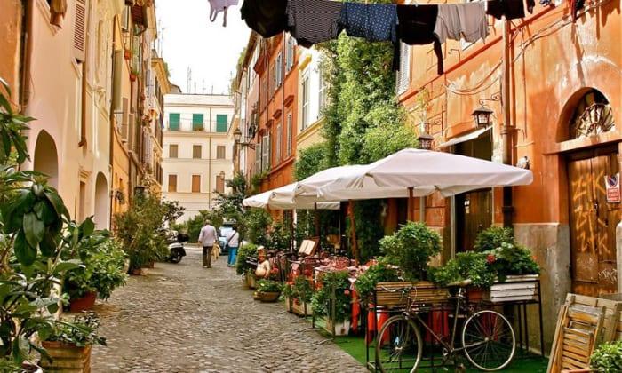 Les rues de Trastevere