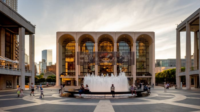 Lincoln Center Building