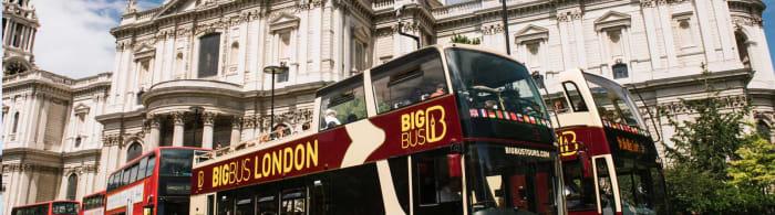 Autobús Big Bus London
