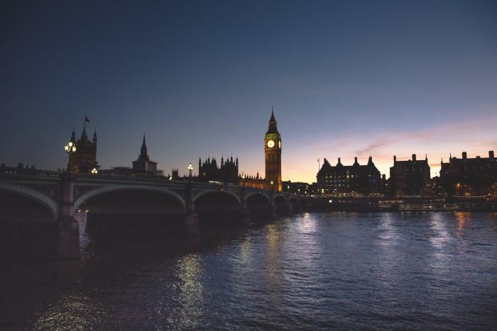 Londres de noite
