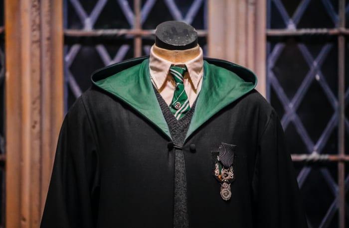 Vestuario original de Harry Potter