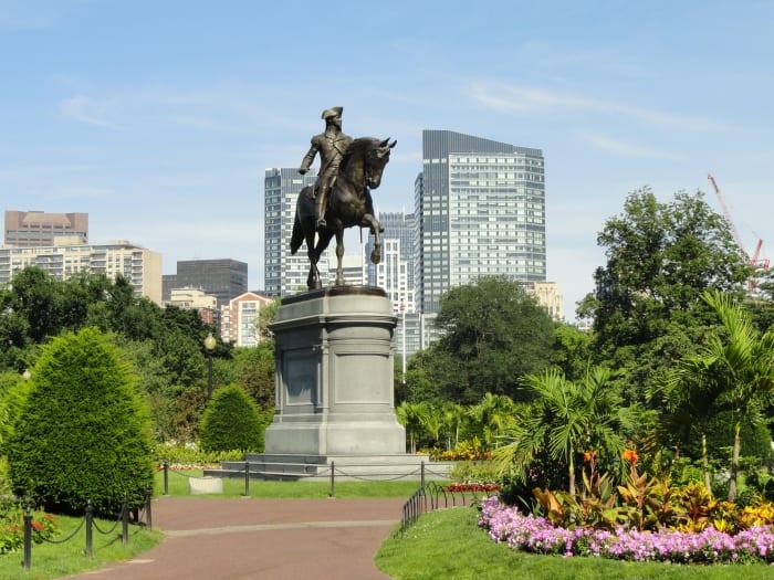 Jardines de Boston