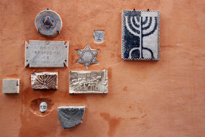 Détails sur le quartier juif