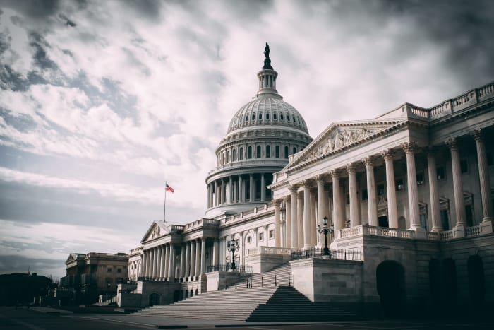 Foto del Capitol en Washington