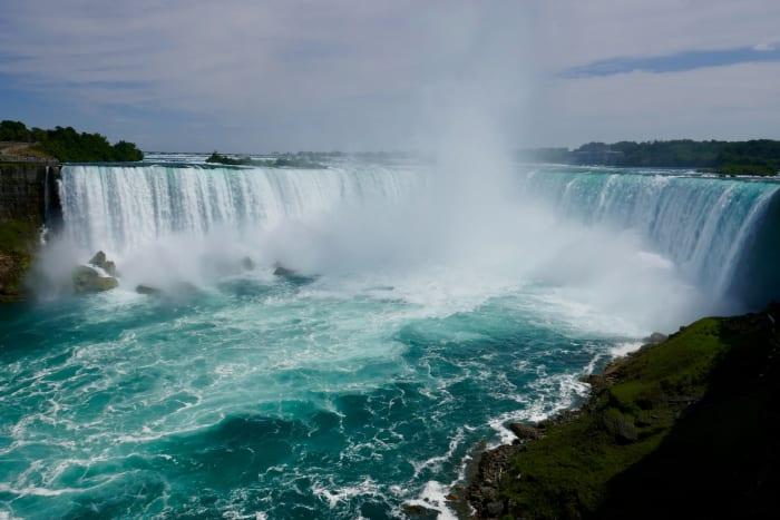 Cataratas do Niagara da àgua