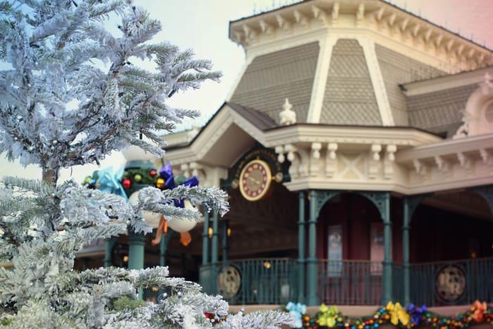 Paseando por Disneyland Paris