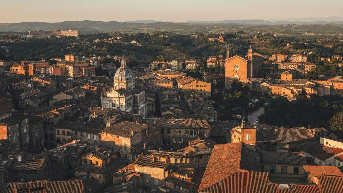 Florence d'en haut