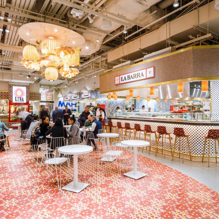 Mercado Little Spain por New York Eater