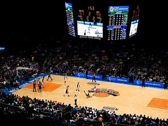 Jogo dos Knicks