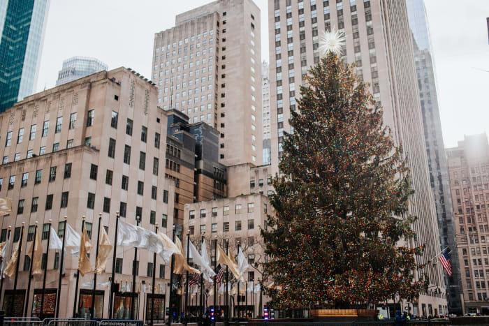Árvore de Natal do Rockefeller Center | ©Malvina Battiston