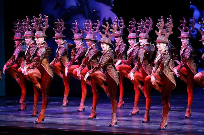 The Rockettes Show de Natal | ©Billboard