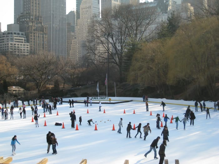 Pista de patinaje de Central Park | ©FJKFJK / Flickr.com