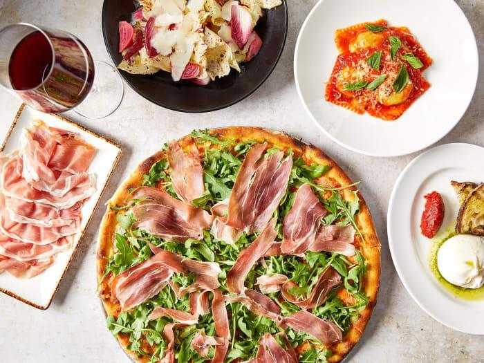 Menú italiano de Inatteso Pizzabar | ©Inattesopizzabar.com