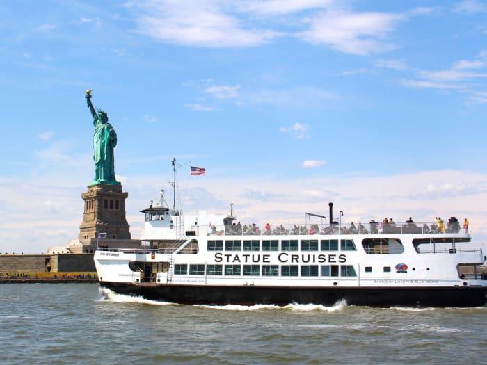 Crucero Estatua de la Libertad | ©Statecruises.com