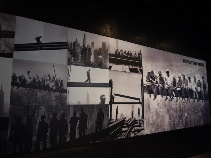Exposiciones en el interior del Rockefeller Building para conocer sus orígenes | ©Malvina Battiston