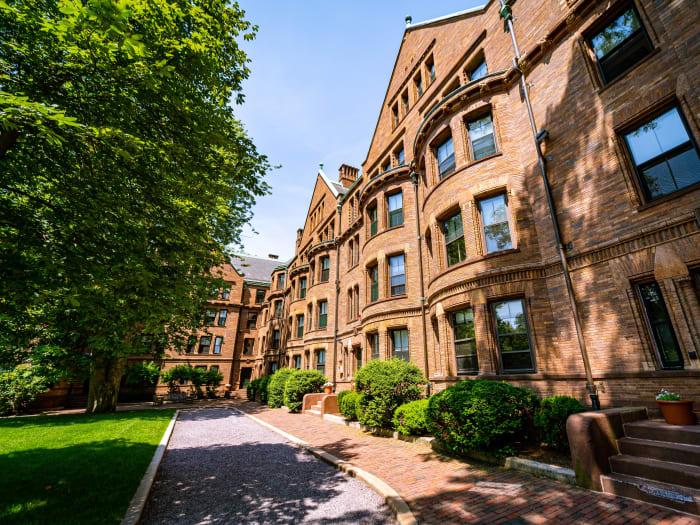 Campus de la Universidad de Harvard | ©Benjamin Rascoe