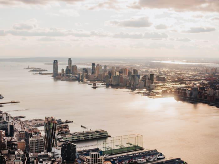 Vistas del Hudson desde the Edge | ©Malvina Battiston