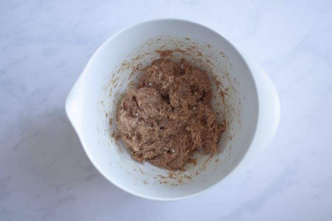 Make patty mix