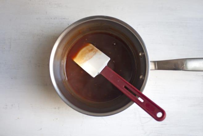 Cook sauce