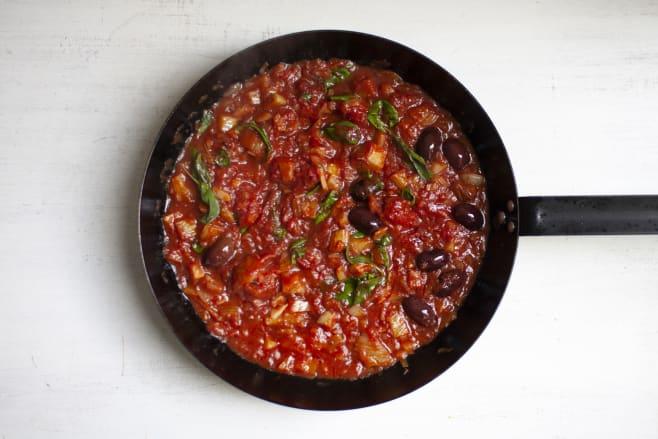 Finish stew