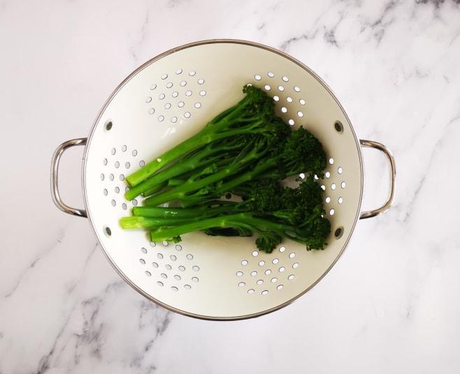 Boil Tenderstem broccoli