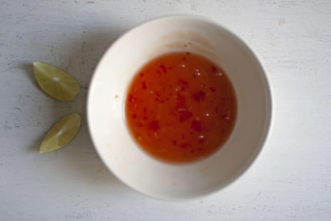 Prep dipping sauce