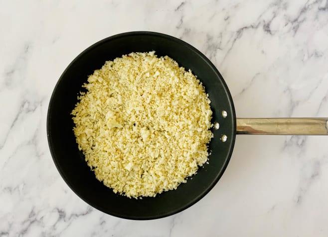 Make cauli-'rice'