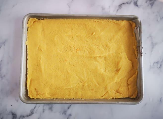 Cook polenta