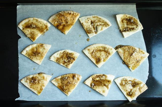 Bake breads