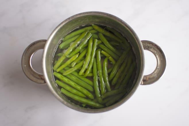 Boil beans