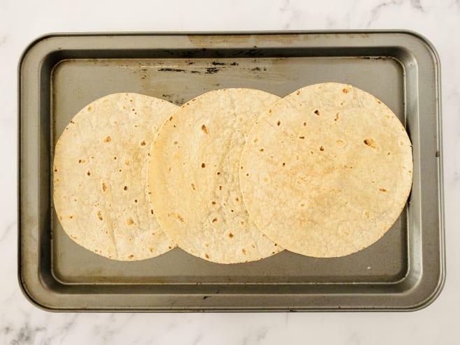 Bake chapati