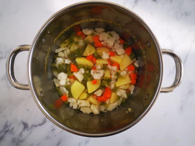 Boil veg