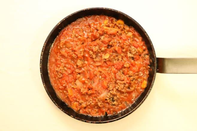 Finish sauce