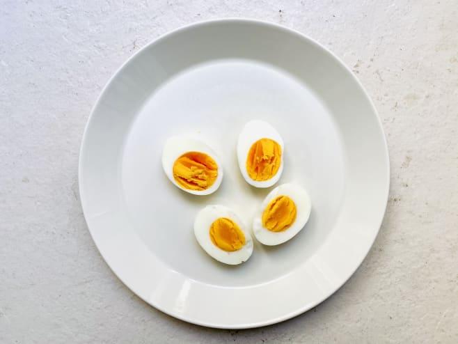 Boil eggs