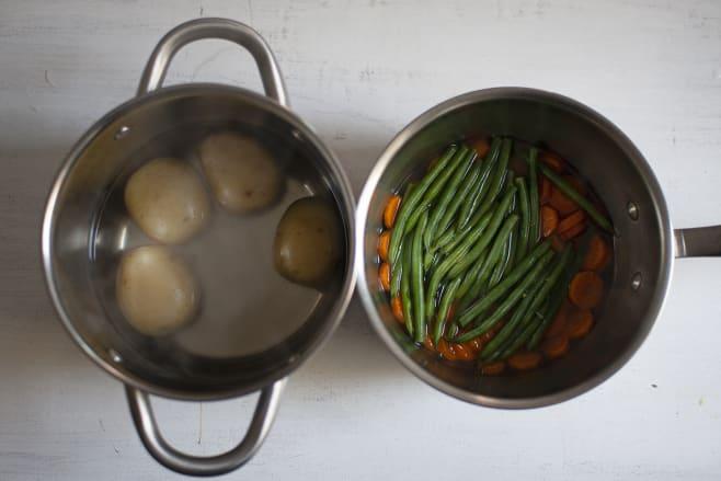 Boil sides