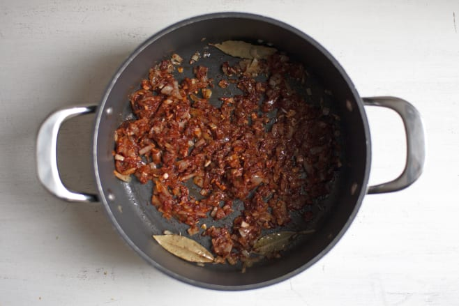 Add spices