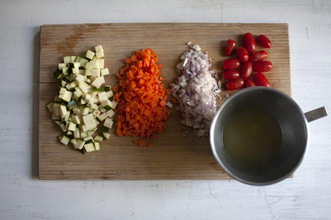 Prep couscous