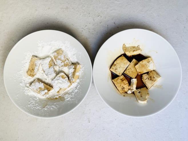 Prep tofu