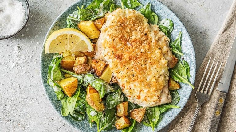 Chicken Parm Salad