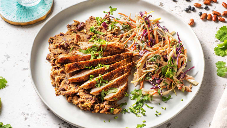 Lean Cajun Turkey Steak