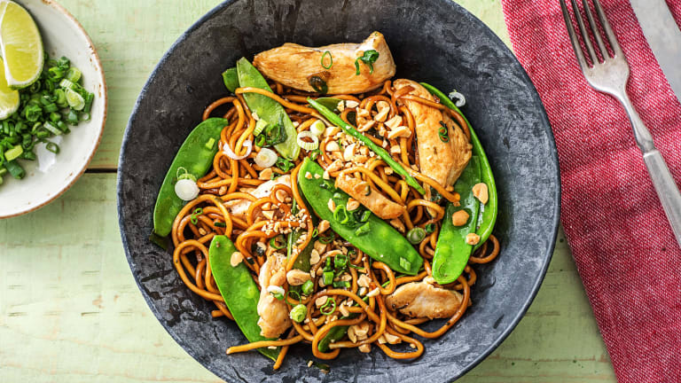 Express Chicken Noodles